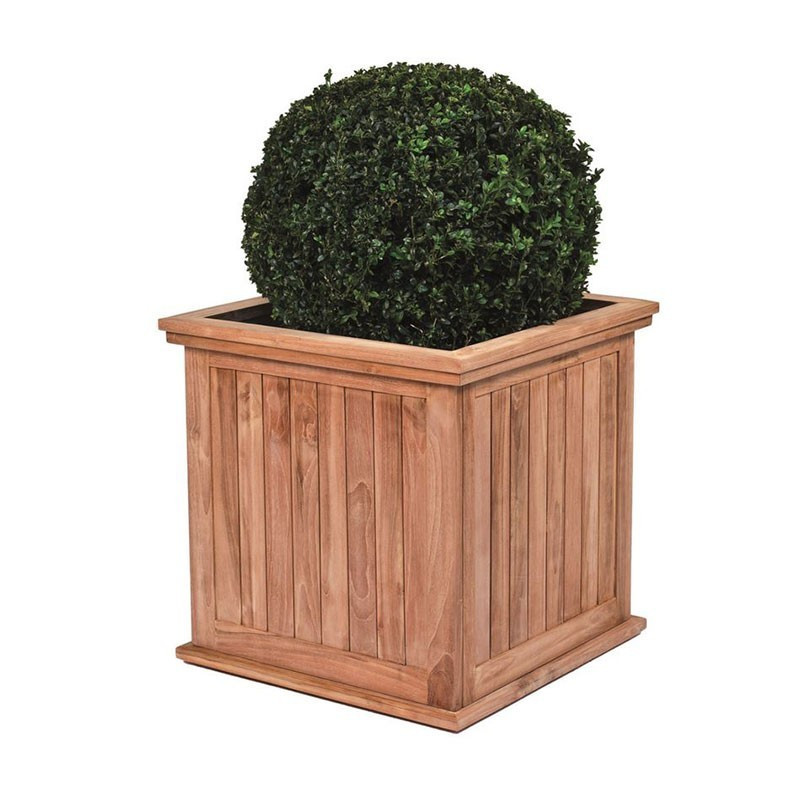 Teak planter - Kalimantan (Great) - Tuindeco