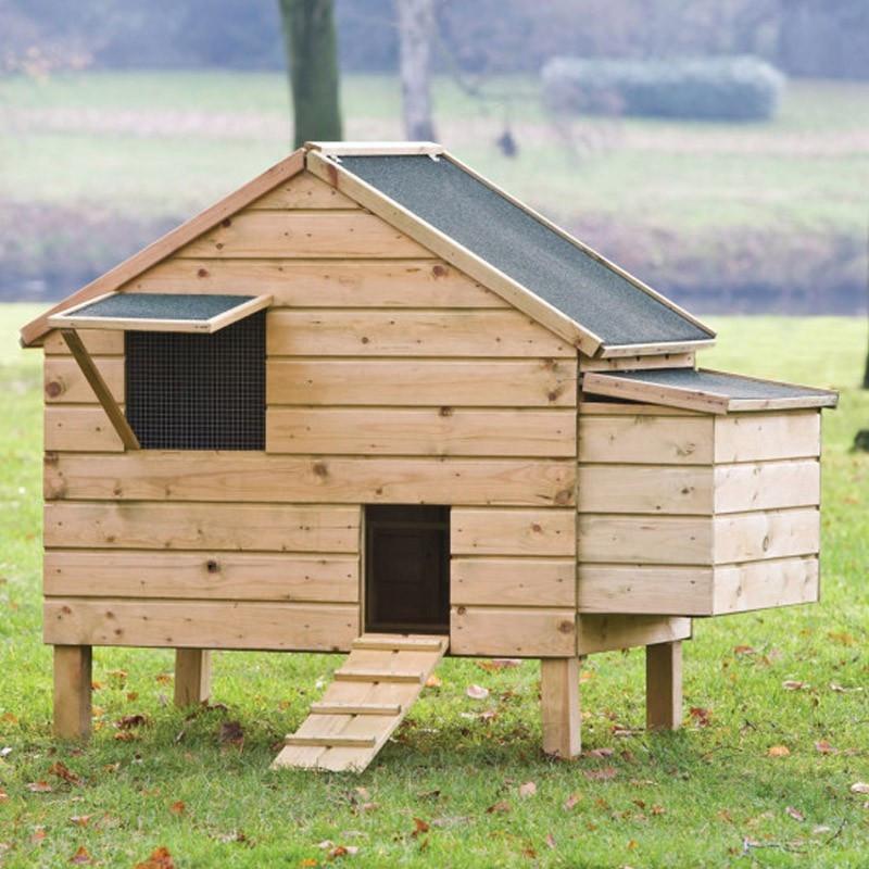 Lakenvelder Chicken House - 163 x 90 x 140 - Tuindeco