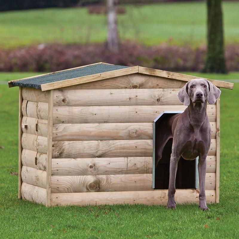 Labrador Kennel - 118.5 x 86 x 93 cm - Tuindeco