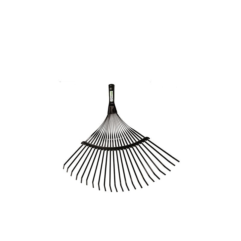 Leaf and lawn broom 56 cm without handle - Ribiland