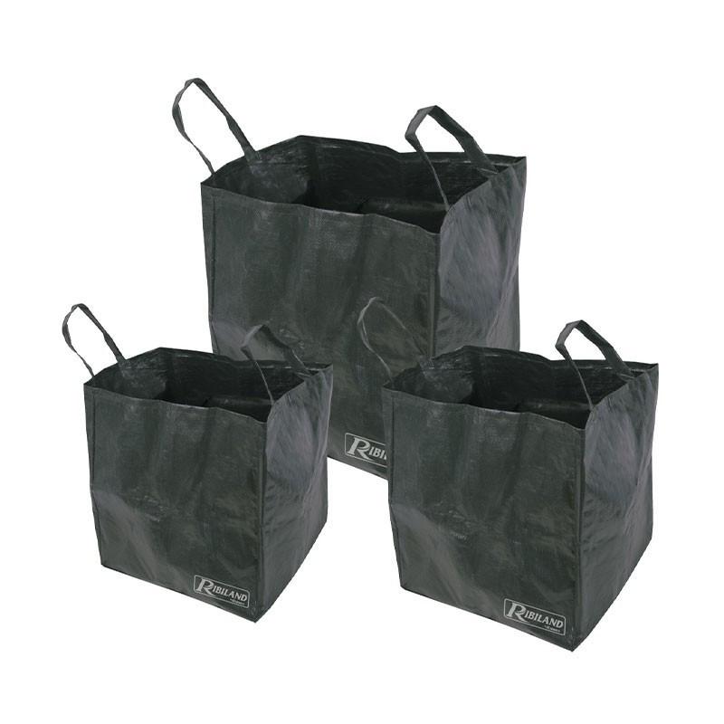 Set of 3 multi-purpose garden bags 70L 100L 170L - Ribiland