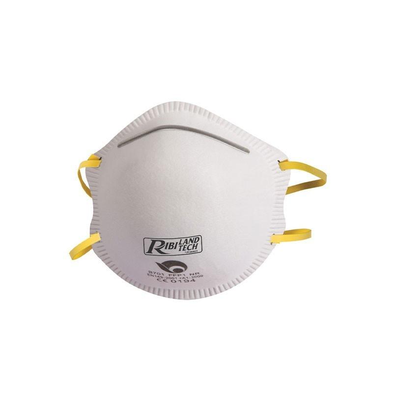 Dust mask x3 - Ribiland