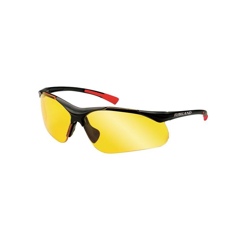 Yellow safety goggles - Ribiland