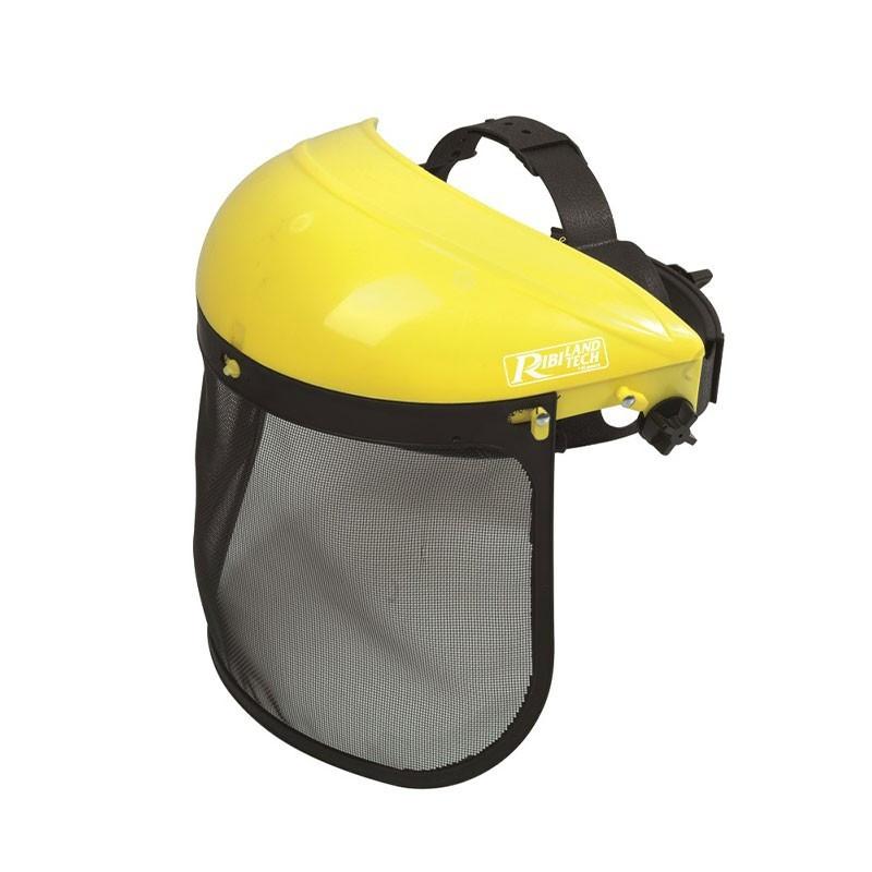 Protective mesh visor - Ribiland