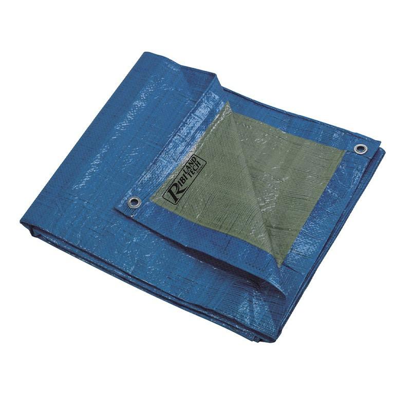 Reinforced tarpaulin 140g/m² - 2x3m - Ribiland