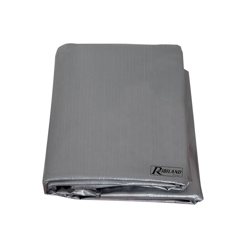 Silver barbecue cover round 90g/m² - ?70x75cm - Ribiland