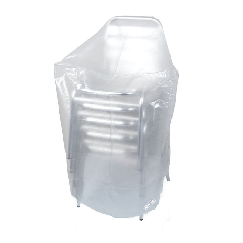 Translucent cover for chairs 90g/m² - 70x70x110cm - Ribiland