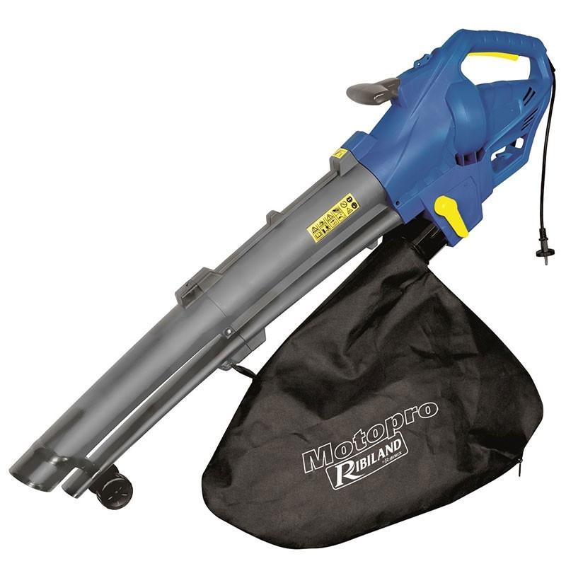 Vacuum/Shredder - Blower - 3000W - Ribiland