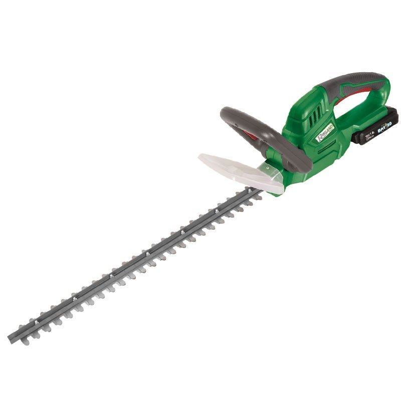 Hedge Trimmer R-BAT20 with 20V 2amp Battery and Charger - Ribiland