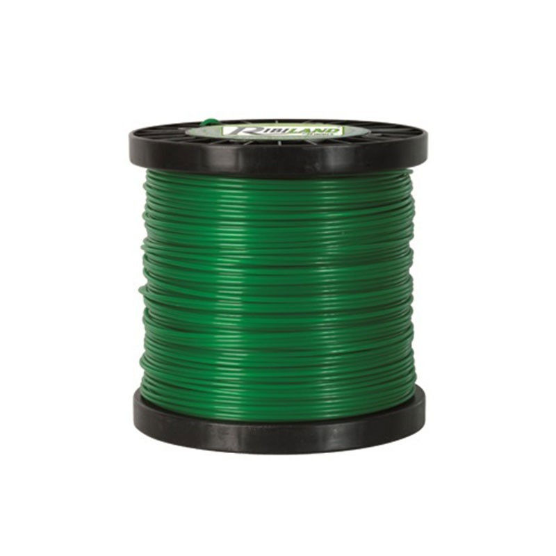 Square wire reel for brushcutter 100m - ø3. 3mm - Ribiland