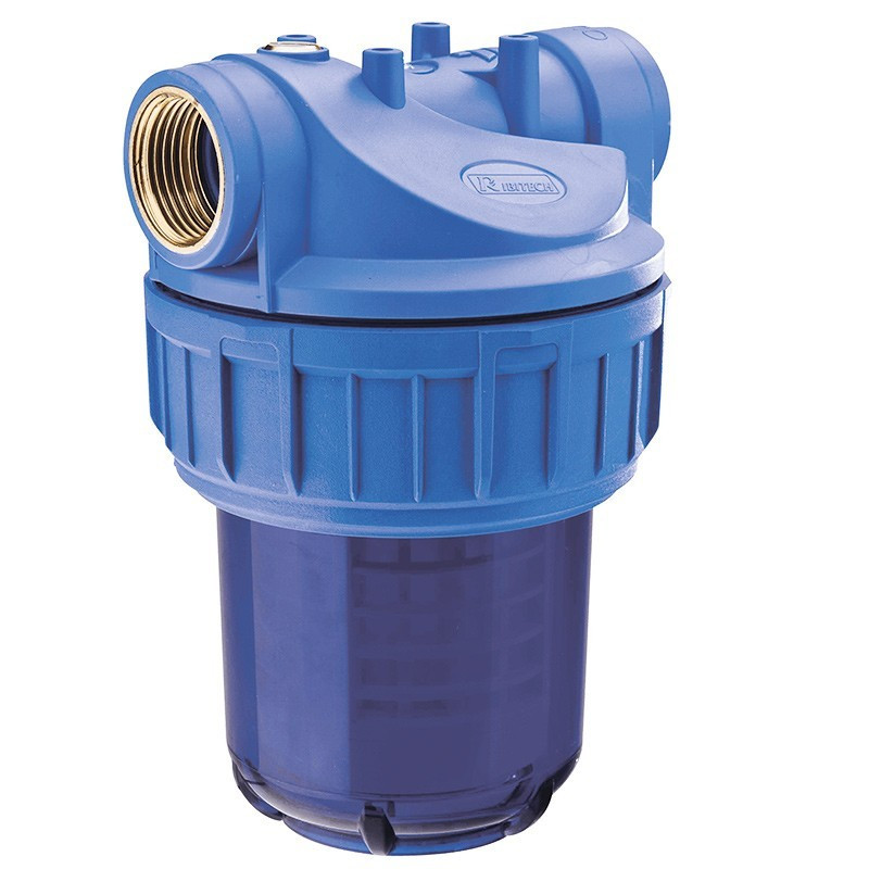 5'' water filter with washable cartridge - 50 micron - Ribiland