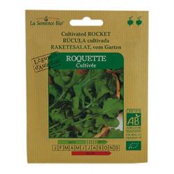 Graines Bio - Roquette Cultivée - semence biologique