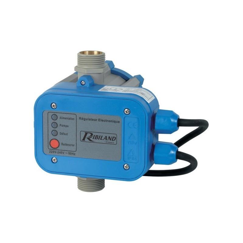 AcquaControl Plus Electronic Pressure Regulator - Ribiland
