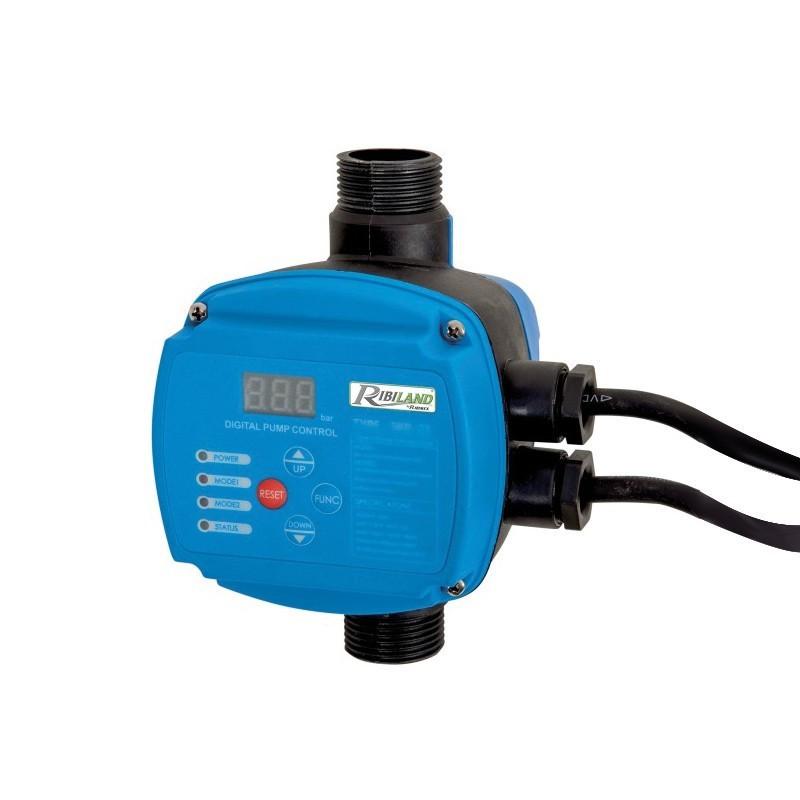 AcquaControl Pro digital Electronic Pressure Regulator - Ribiland