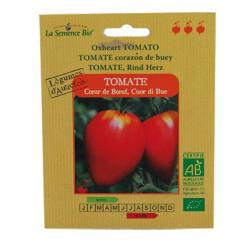 Organic seeds - Tomato Beef Heart - seed organic