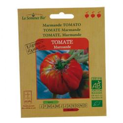 Organic seeds Tomato Marmande - seed organic