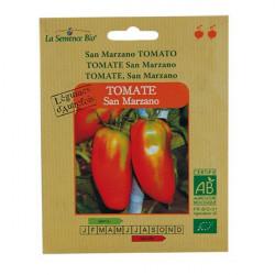 Organic seeds - Tomato San Marzano seed - organic
