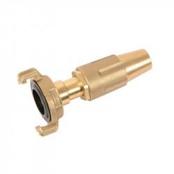 Spray wand jet adjustable brass - Ribiland