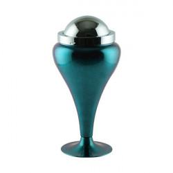 Cendrier Design Bleu Goutte 15x23cm
