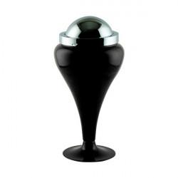 Design Ashtray Black Drop 15x23cm
