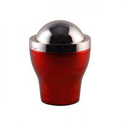 Cendrier Design Rouge Ice Cream 12x15cm