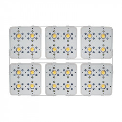 LED horticole Kit HPS Killer 6 x 120W - Indoorled