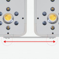 LED horticole Kit HPS Killer 6 x 120W - Indoorled