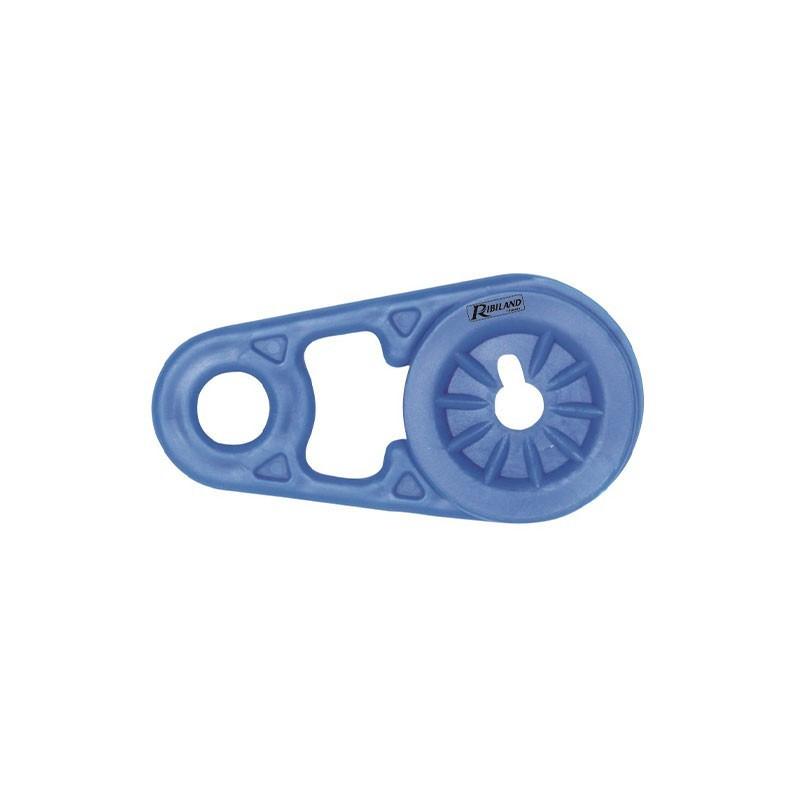 Set of 6 self-locking eyelet clips - Ribiland