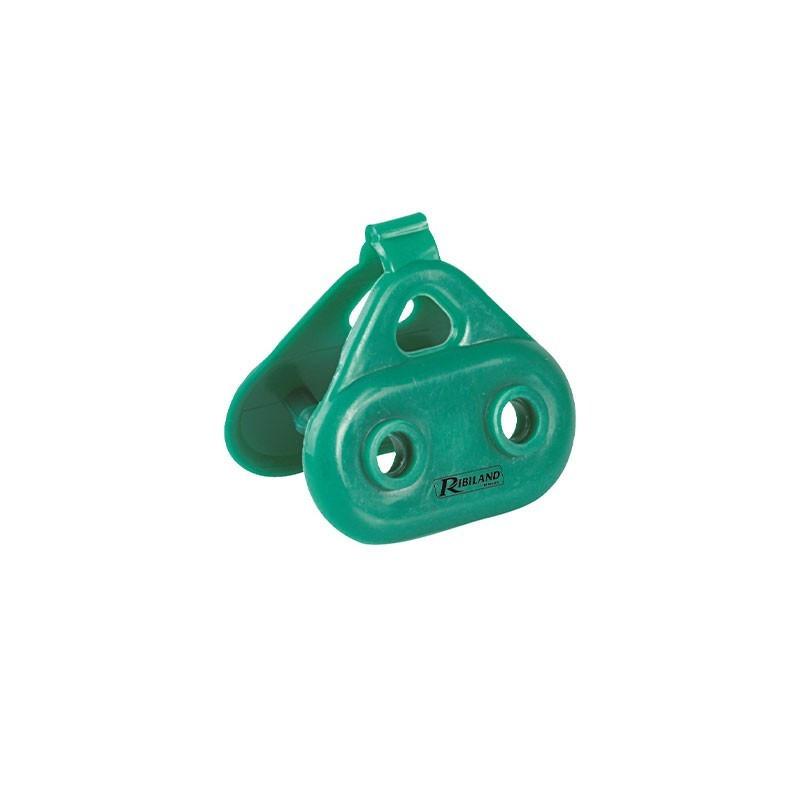 Set of 6 eyelet clips for tarpaulin - Ribiland