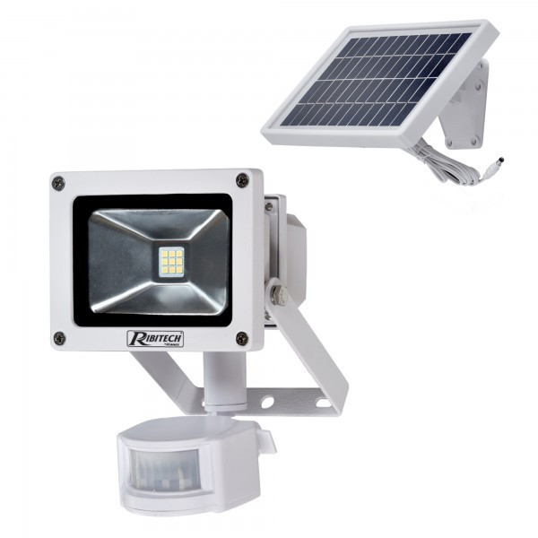 SOLAR SPOT 9 W LED, 700 LUMENS WITH SENSOR