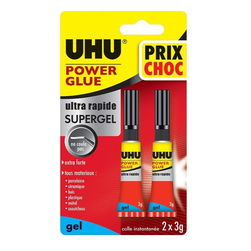 Power Glue Liquid Control - 2 x 3G - UHU