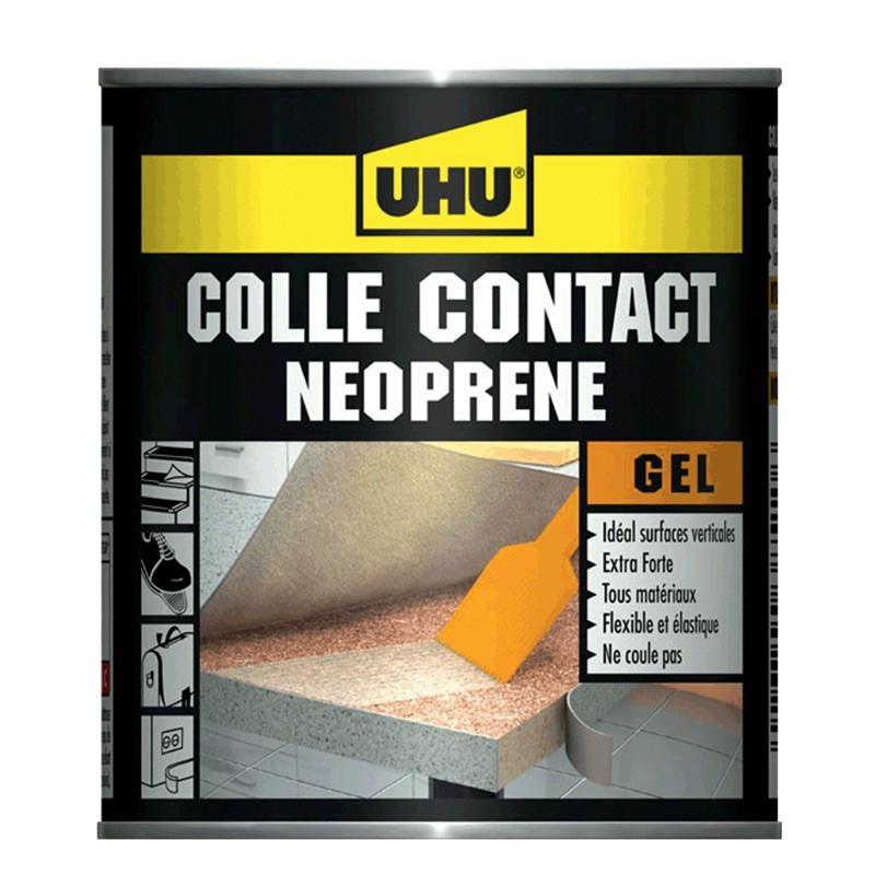 Glue Contact Gel - Pot 215 G - UHU