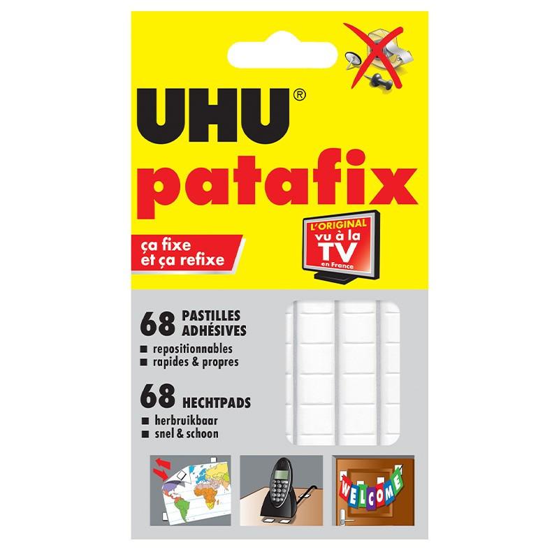41205 UHU PATAFIX WHITE 68 TABLETS
