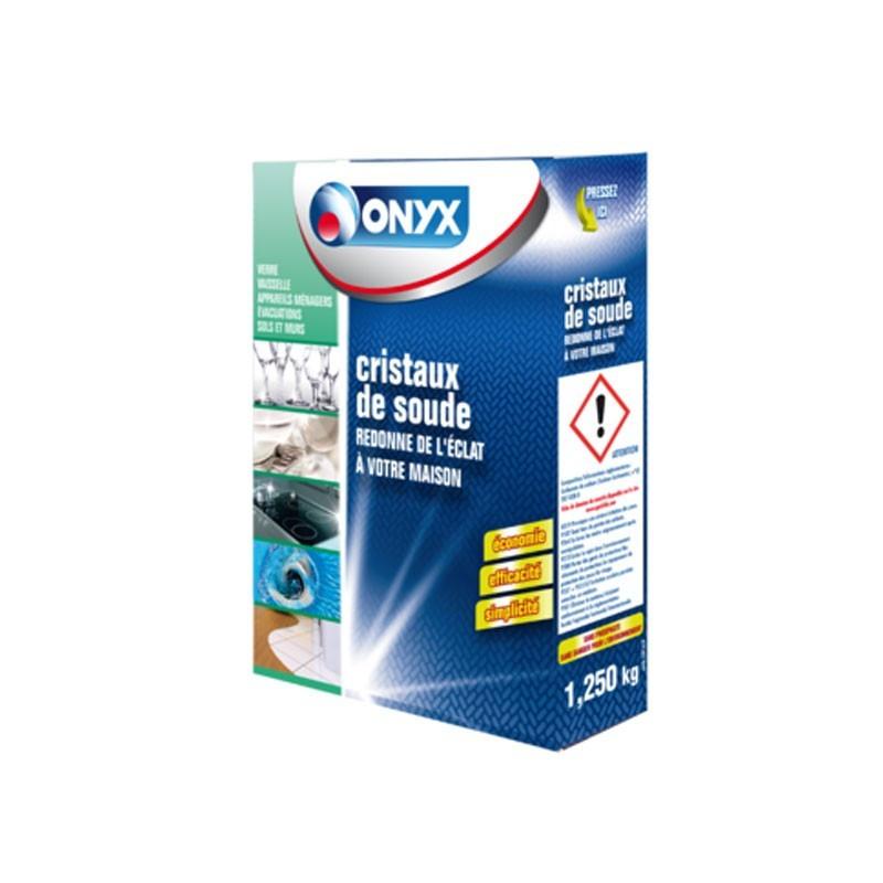 Onyx - Soda crystals 1.25KG - Renovating