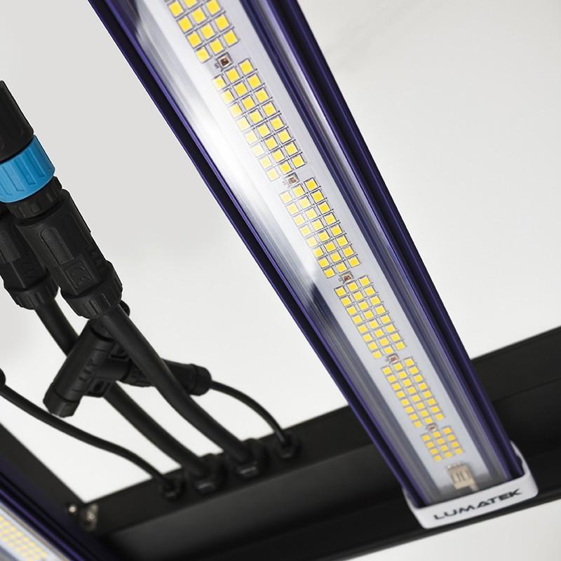 Zeus LED PRO - 600W 2.7 μmol/J - Lumatek