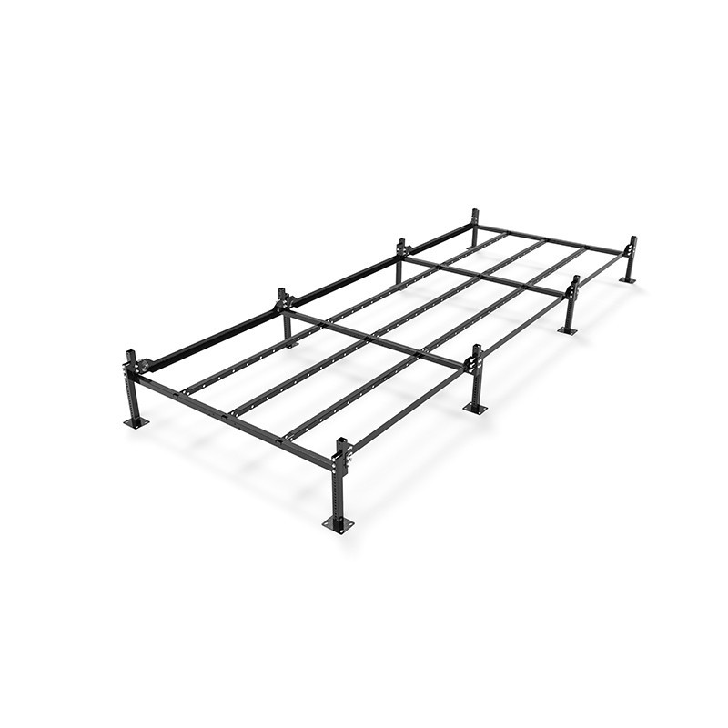 Idrolab - Growing table stand - 120 X 720 cm