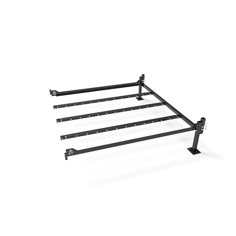 EXPANSION KIT 120X120 FRAME - ROLLING SYSTEMS - BOLTS - SPACERS