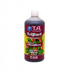 Fertilizer GHE TripartMicro fresh water 500ml (Flora Micro)
