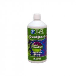 Engrais de croissance Dualpart Grow  eau dure 500 mL - GHE (Floraduo)
