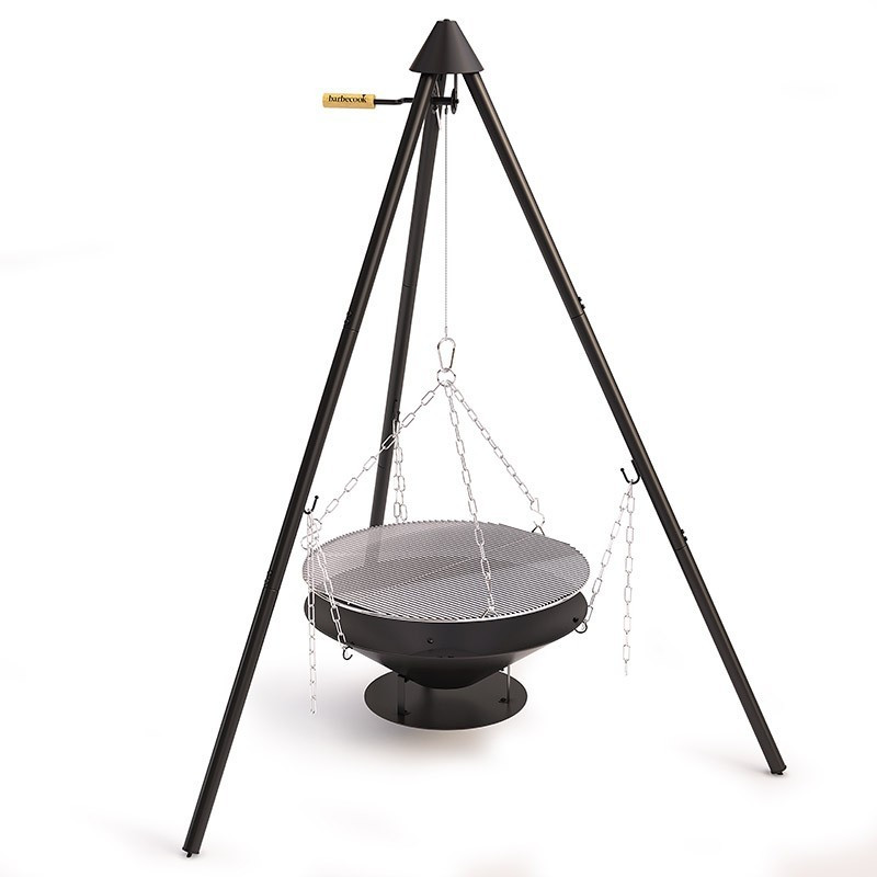 Junko wooden barbecue - Barbecook