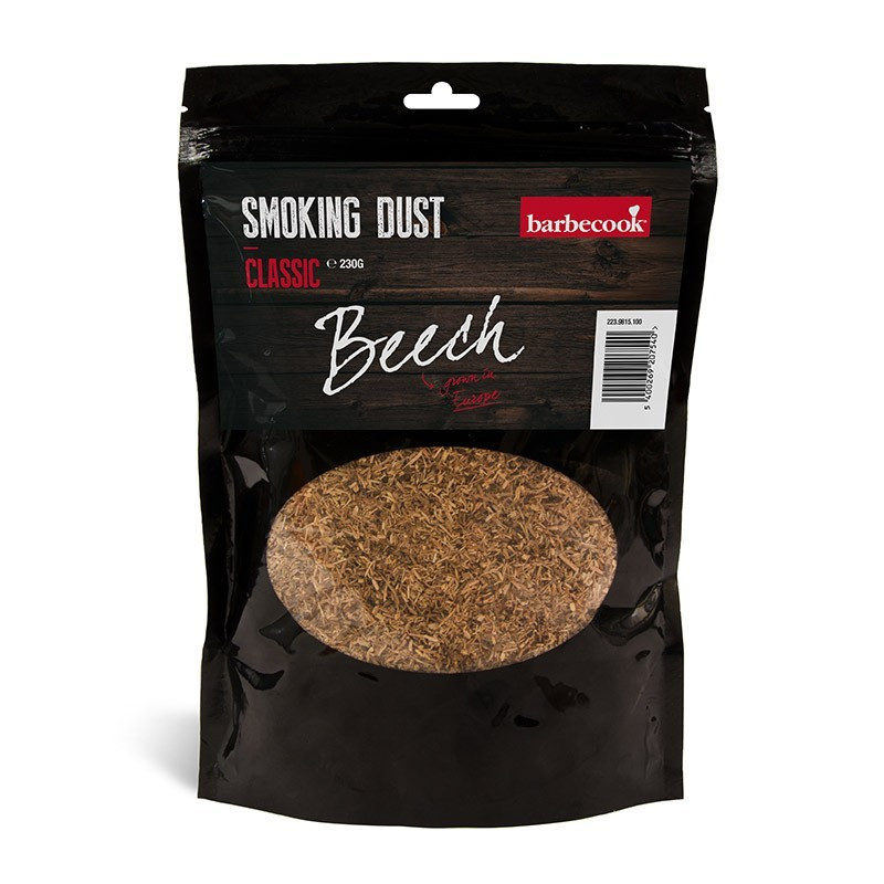 Beech wood powder 230g - Barbecook