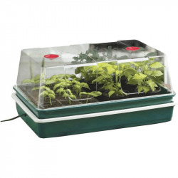 GREENHOUSE HEATING 59X41X26.5CM OF TOP 24W