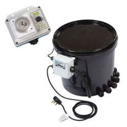 Nutriculture iws control units- brain bucket- flood and drain