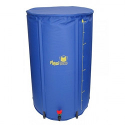 Nutriculture tank flexitank incorporates 100l - iws , foldable