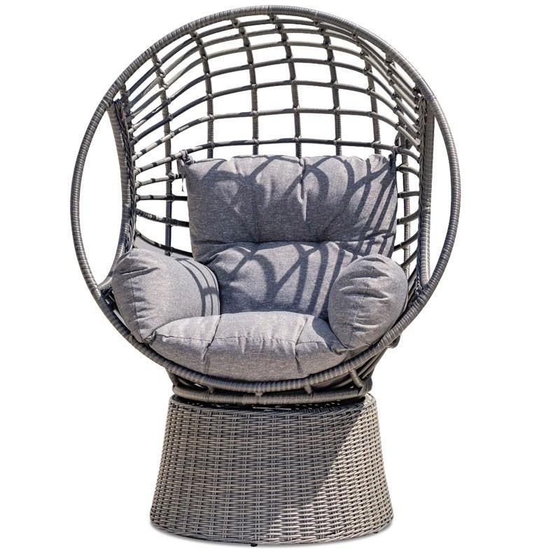 Wallis swing - Charcoal grey - DCB Garden