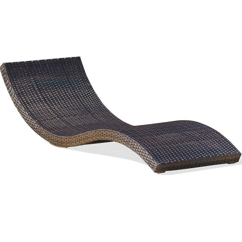 Lounge chair - Cancun - Chocolate - DCB Garden