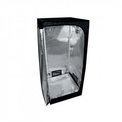 culture room Grow-tent silver 80x80x180cm