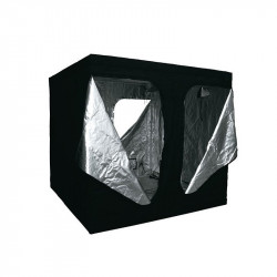 culture room grow-tent SILVER 300 300 x 300 x 220 cm 9 m2