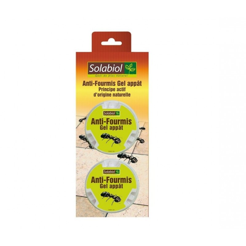 ANTS - BAIT BOXES AND TUBES 2 X 10G GROUND
