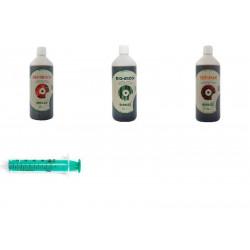 Biobizz Pack fertilizer Start Complete 1 L